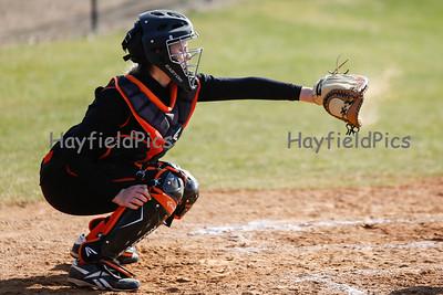 Softball Thomas Jefferson 3/23/13
