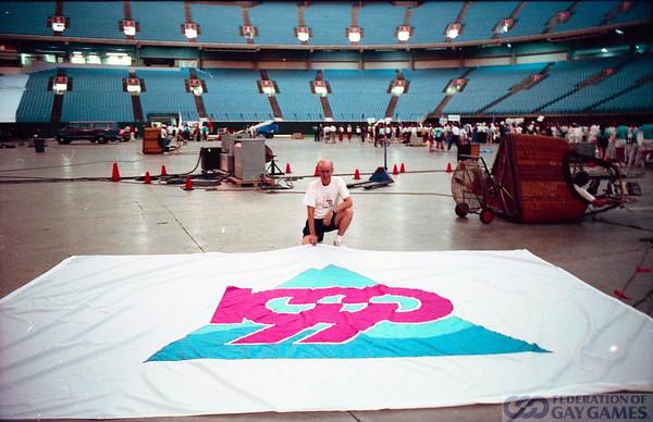 Gay Games III Vancouver 1990
