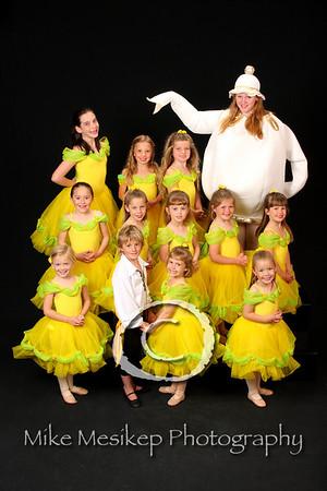 Pre-Ballet 2 - 4:45