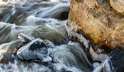 Défi - Ruisseaux et cascades - avril 2021