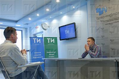 06.12.2019 Интервью с Артемом Ильиным (Султан Исхаков)