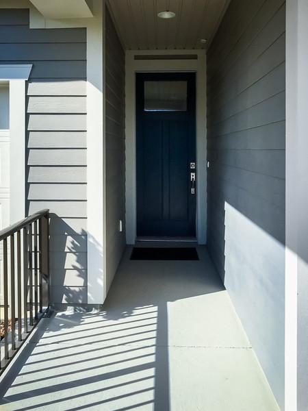 Egret Model Entrance