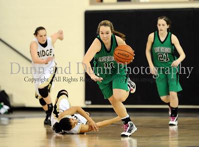 2010-02-15 - Carroll v Fossil Ridge (Bi District Playoff - Varsity Basketball-Women)