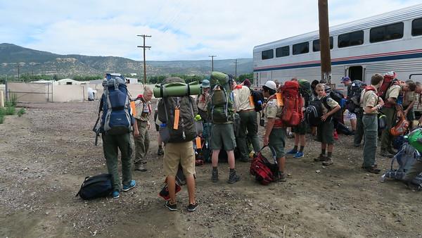 07/01- Travel & Base Camp