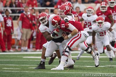 Rutgers v Indiana 11-18-2017