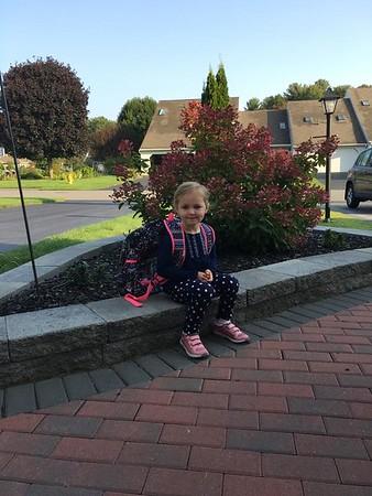 First Day preschool-sept 2017