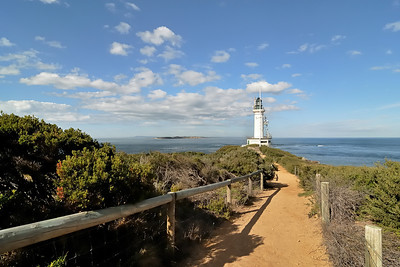 Sea and Sky: Queenscliff, May 2012