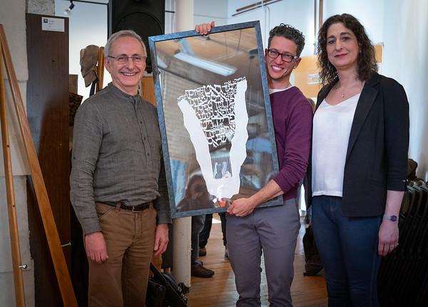 Rimon Artist Salon:Cutting Out Injustice/Jewish Papercuts