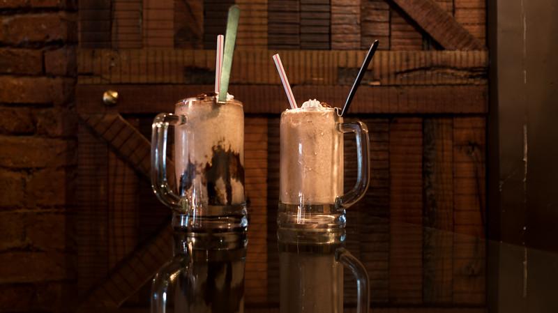 Ferrero rocher shake
