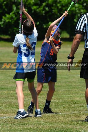 (5th grad Girls)  Bronxville vs. ManhassetOrange (M3)