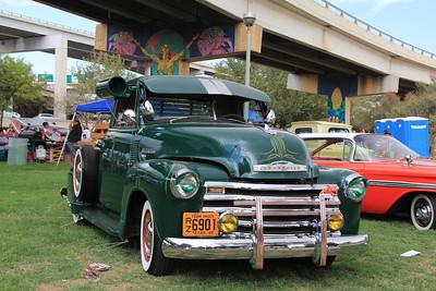 Lincoln Park Car Show, 25 Sept