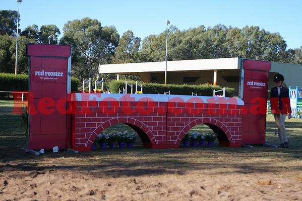2009 06 01 Woorooloo I 3DE ShowJumping Ponies 80-85cm