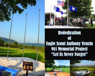 911 Memorial Rededication 2020