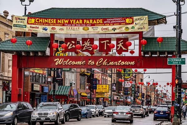 Armour Square - Chinatown