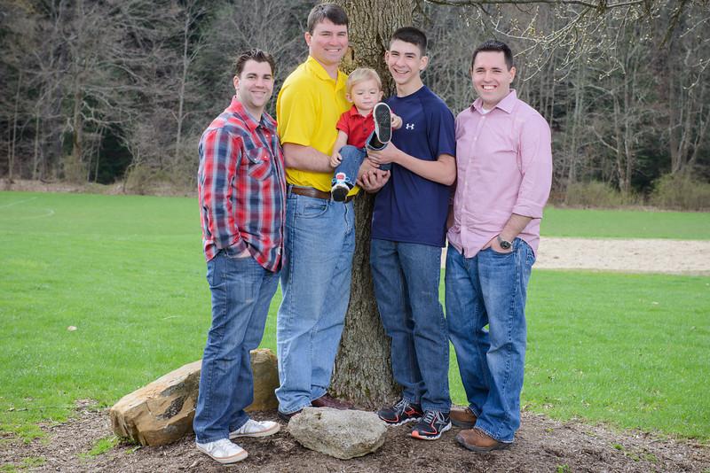 2013-04-14 Schwartz Family Photos