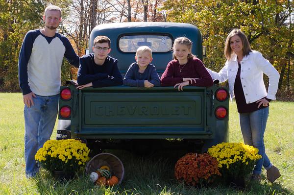 Cheshire Family 2019