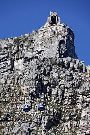 Table Mountain & Cape Cross, Capetown