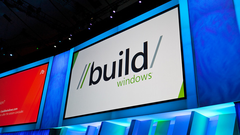 Windows 8 BUILD conference 2011