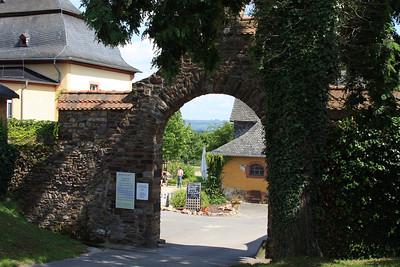 Schloss Vollrads Vinyard - Germany - July 2009