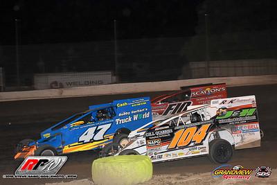 Grandview Speedway - 6/9/18 - Steve Sabo (SDS)