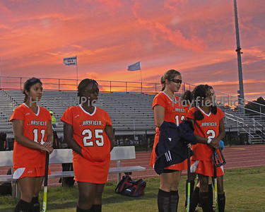 Field Hockey JV Mount Vernon 9/15/11