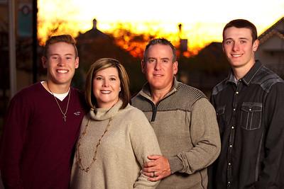 2017 Cox Senior-Family Photos