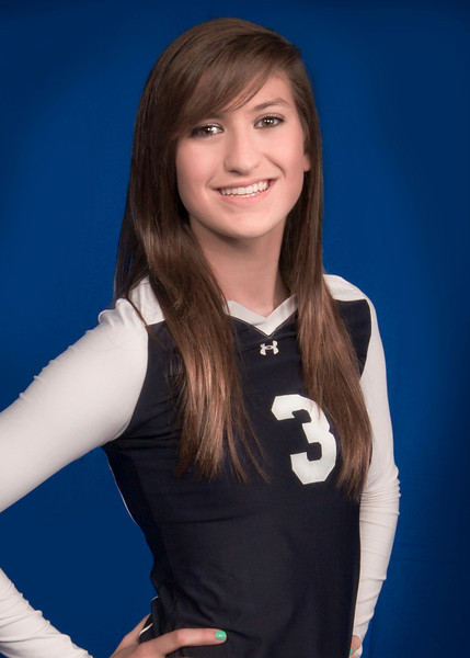 Wylie E Volleyball Head Shots