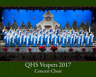 QHS Vespers 2017