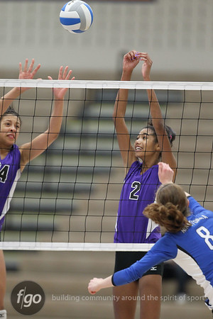 Minneapolis Southwest v Minnetonka Volleyball Sectionals 10-28-11
