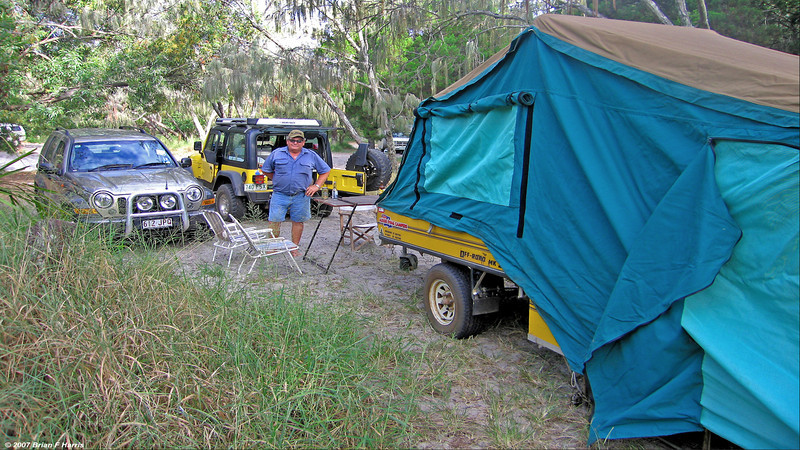 Jeep or Aussie Swag Camper Trailer For Sale