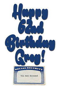 Happy 62nd Greg!