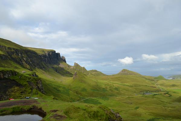 Northwest Scotland July 2014