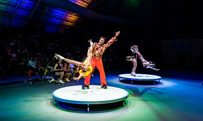 Opening Night, Sailor Circus presents Celebrate 70!