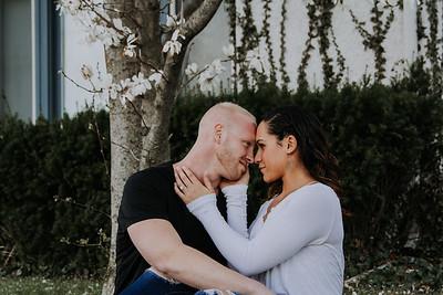 Naomi & Brenden Engagement