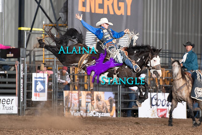 Xtreme Bronc Finals Rapid City, SD 2019