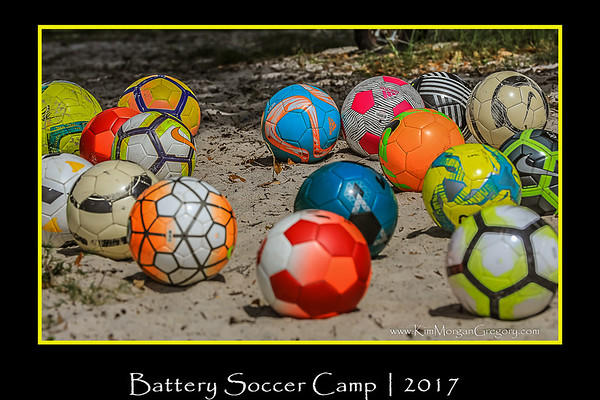 BATTERY SOCCER CAMP 2017