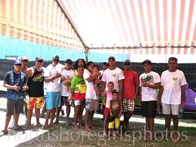 Hawaiki Nui Va'a 2011 Canoe Race