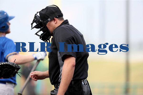 American Association Umpires @ Cleburne Games 40-50