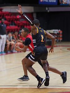 JV Men's Basketball vs. JTCC