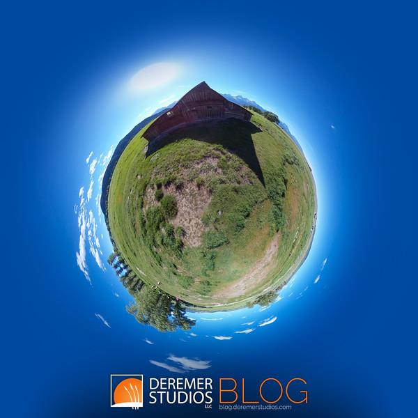 2018 National Parks Globe Project - Tetons 1A
