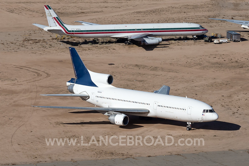 Orbital Sciences Corp L-1011 - N91011 - VCV