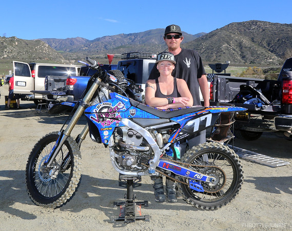 FOX Raceway Women ride day Saturday