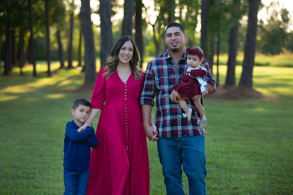 Adrian's and Chelsea's Fall Photos - Oct 2020