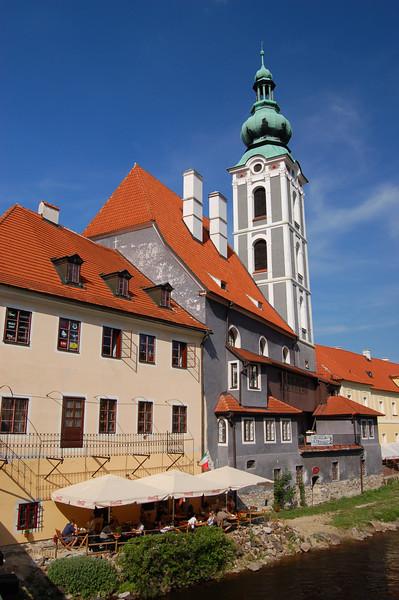 Chesky Krumlov, Czech Republic