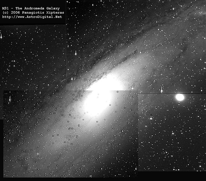 OLD NEIGHBOURS: Extragalactic globular clusters in Andromeda