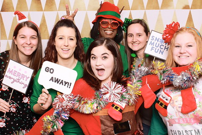 CBHPW Holiday Party 2018