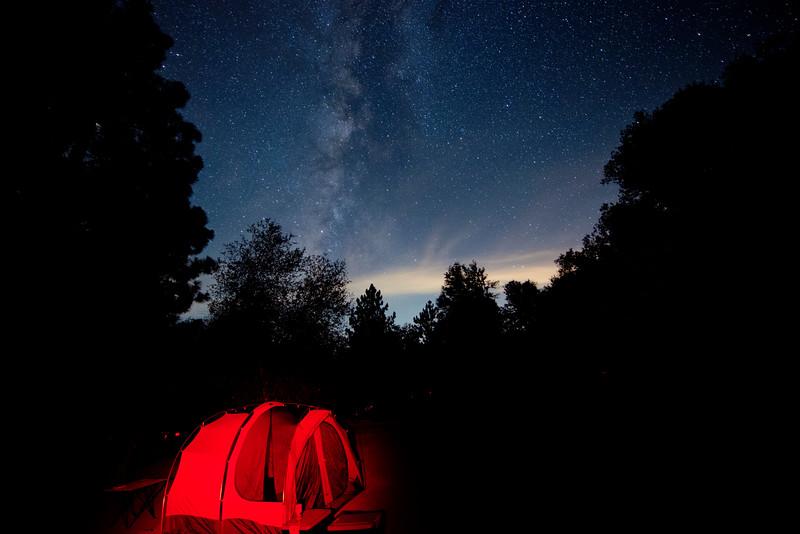 William Heise night sky