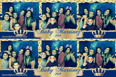 Baby Martinez Baby Shower