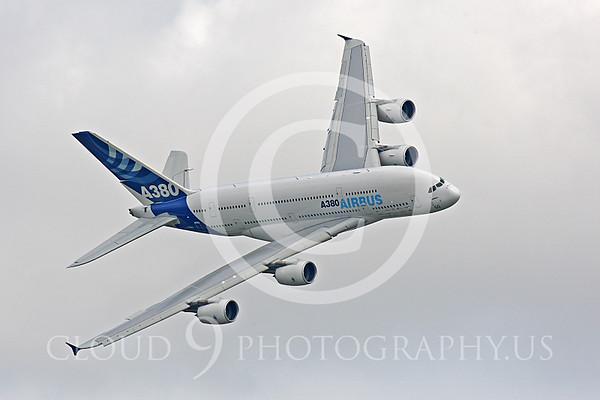 Paris, France Airshow Civilian Airplane Pictures