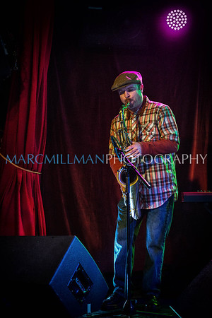 Eric Lindell @ The Saint (Mon 2/19/13)